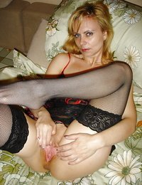 Mature Amateurs in Pantyhose